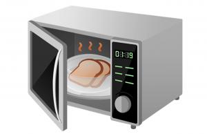 microwave pix