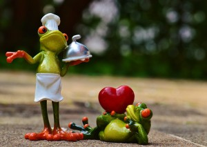 aphrodisiac frog pix