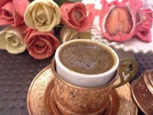 tursko kafe Fatma Çağlın