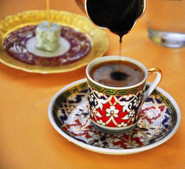 tursko kafe