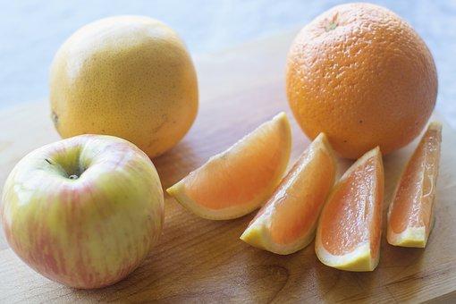 grapefruit apple pix