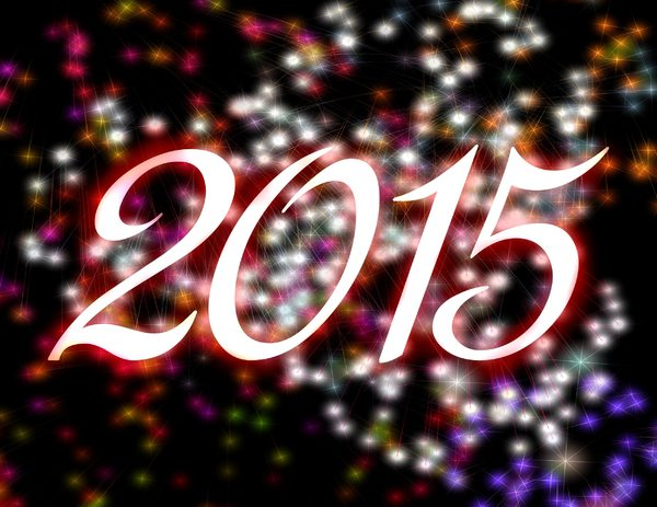 2015 new year
