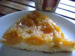 Карамелен сладкиш с кайсии