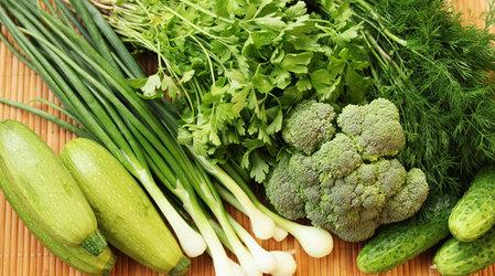 zelena dieta