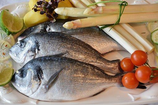 wine fish pix
