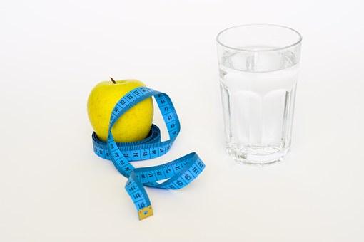 diet pix apple voda metyr