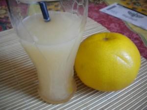 grapefruite juce