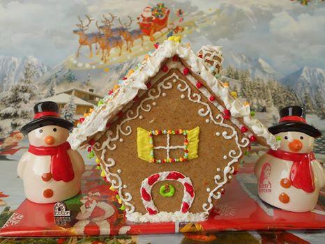 ginger house 1