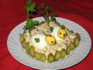 salata pile