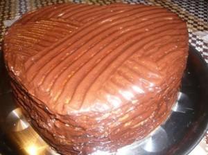 yabylkova torta