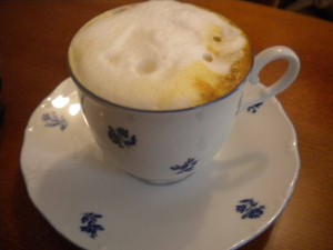 coffee capuchino rosiche