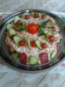 kartofena salata torta