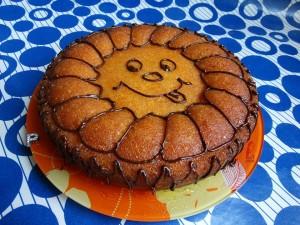 siropiran portokalov keks