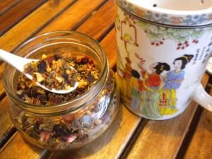 tea den