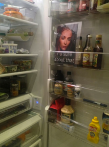 hladilnik uvereni hrana