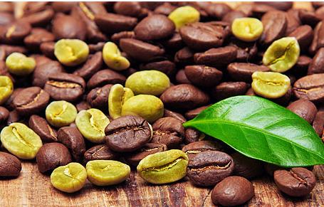 zeleno kafe