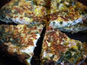omlet spanak 1