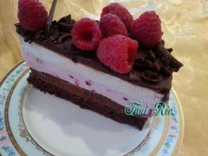 torta malini 1