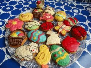 бисквити Великден