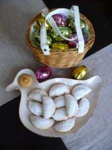 великденски курабии, великденски сладки
