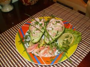 avocado recepta irina