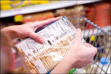 Етикетите на хранителните продукти