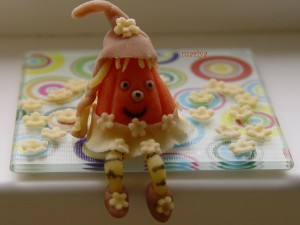 torta helloween maria 2