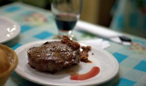 cherveno meso