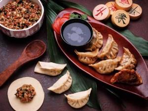 china new year food