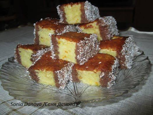 Малки вкусни кексчета