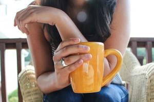 woman coffee pix 2