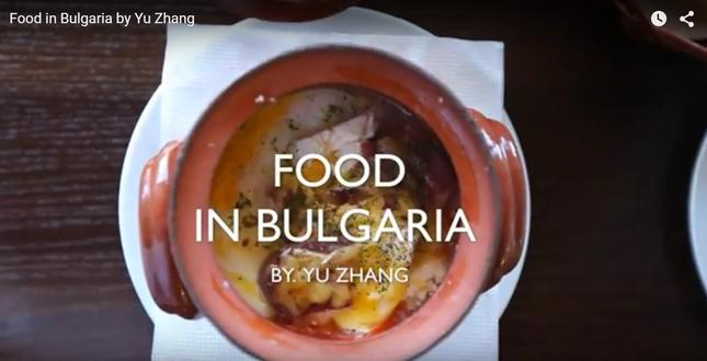 Food in Bulgaria