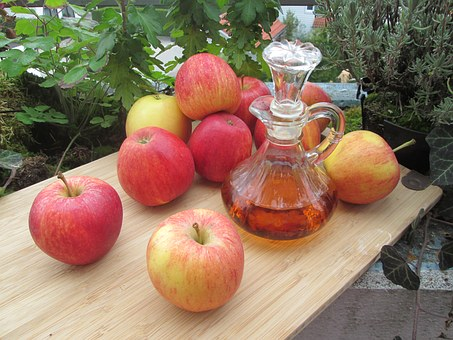 apple vinegar pix