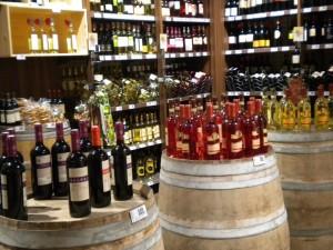 wine budapast store