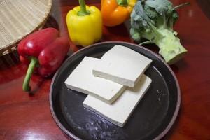 Тофу - соево сирене