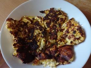 omlet tikvichki izvara