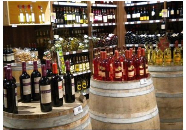 wine budapest store