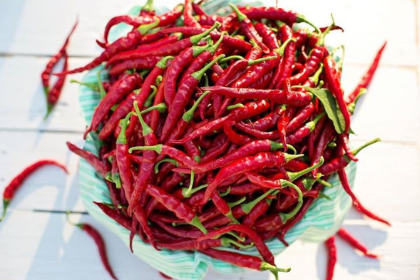 cayenne peppers pix