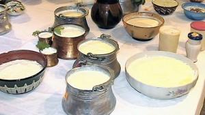 kiselo mleko izlozhenie