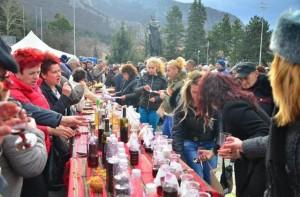 Празник на местните вина, ракии и мезета във Враца 1