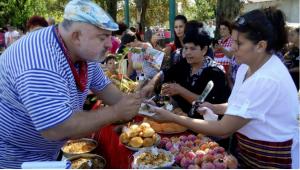 festival zabraveni tradicii obredni trapezi UTI