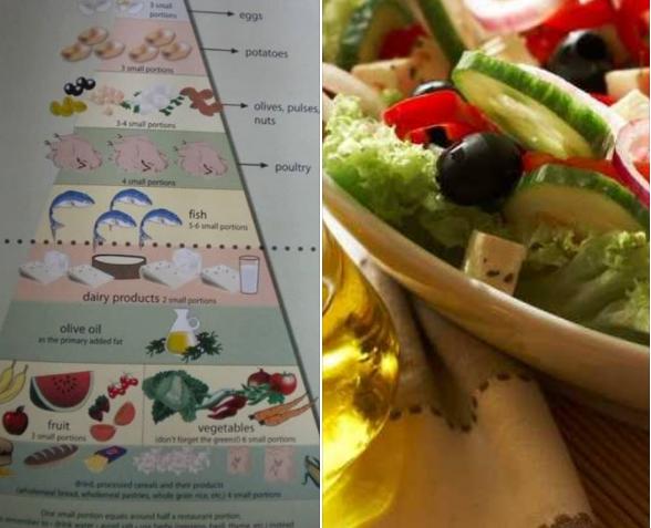mediterian diet 450