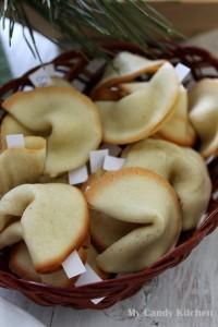 Китайски бисквитки с късметче
