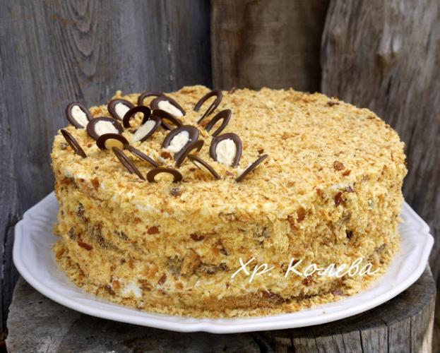 Козуначена торта 2