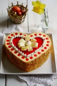 Най-вкусната козуначена торта