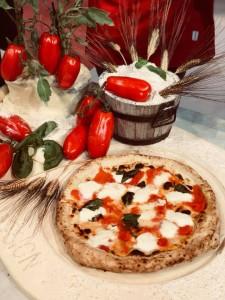Pizza modiale margarita