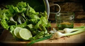 green salad pix 4