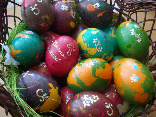 velikden egg Диана Едрева