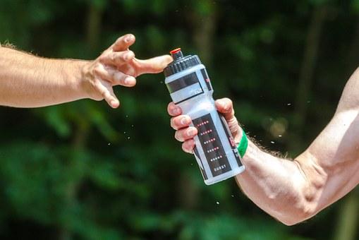 water drink sport pix