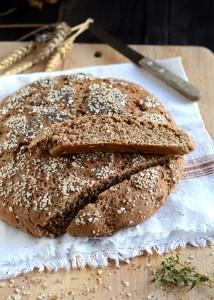 Римски хляб или хляб от спелта